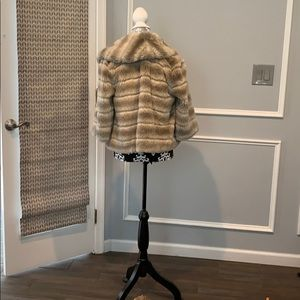 Juicy Couture Jackets & Coats - Juicy faux fur jacket